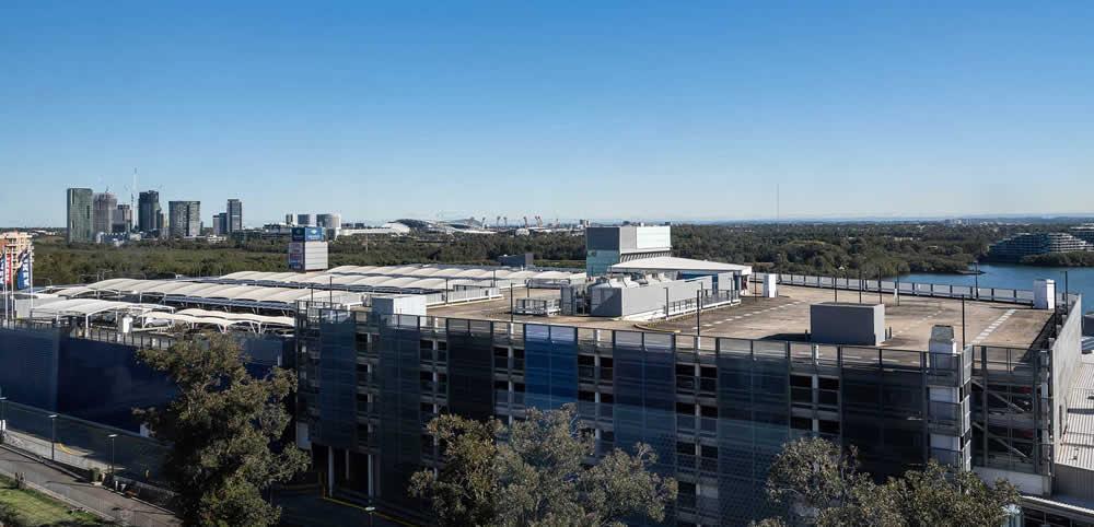 Rhodes Corporate Park