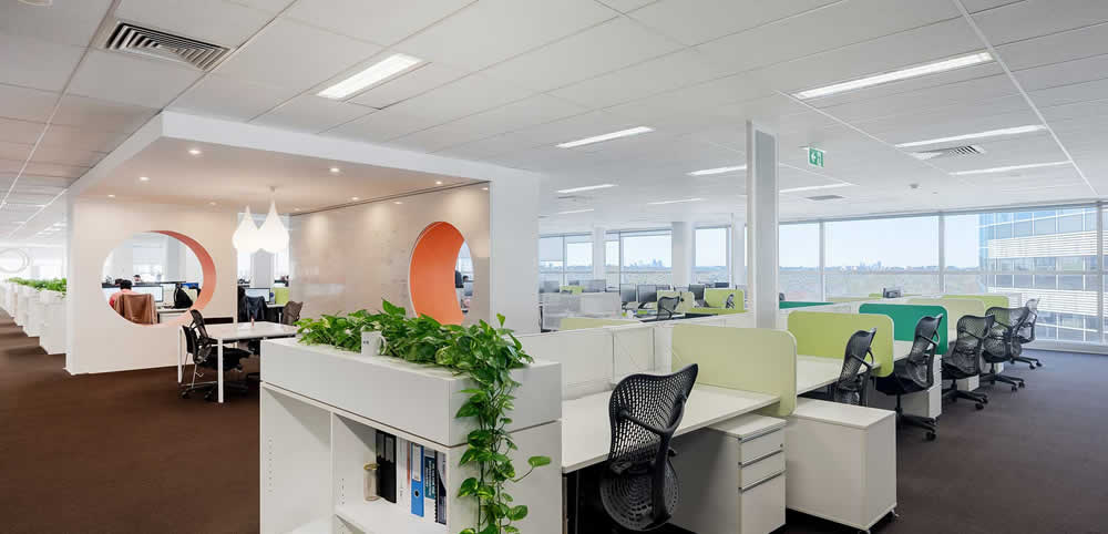 Existing Fitout