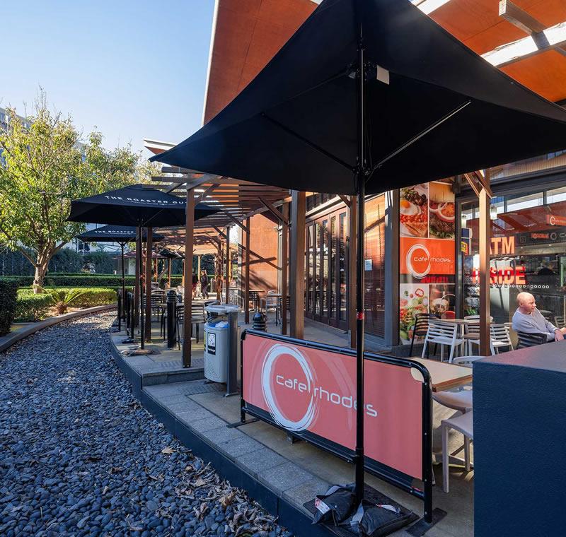 Onsite Café – Café Rhodes