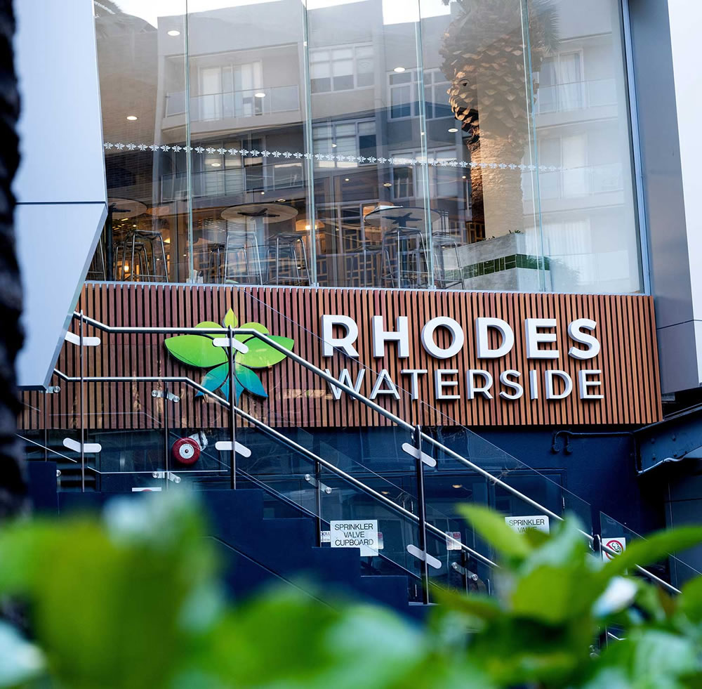 Rhodes Waterside Shopping Centre